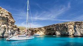 Yacht charter Malta